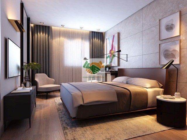 Novos apartamentos de luxo com 3 e 4 quartos à venda no bairro Funcionários em BH - Foto 10