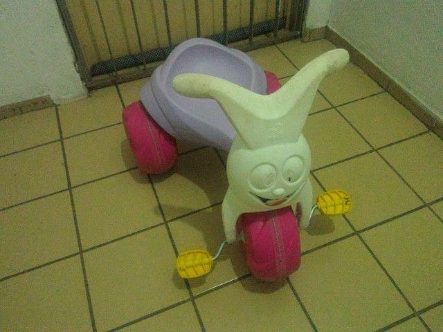 Motoca infantil muito nova - Foto 2