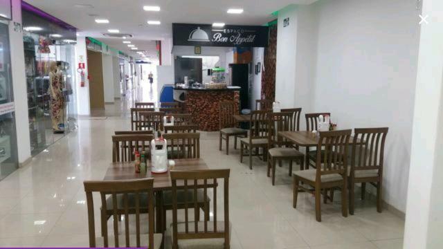 Vendo Restaurante/Lanchonete