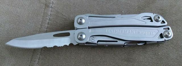 Wingman Multi-tool Usado Leatherman