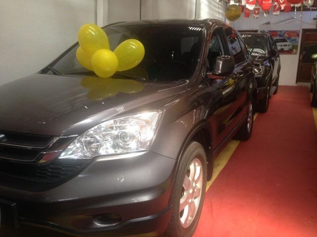 Honda Cr-v automático na Lourycar Veículos