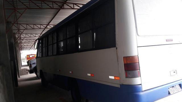 Micro ônibus Marcopolo Sênior ano 84