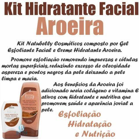 Kit Aroeira Esfoliante + Hidratante Natubelly - Foto 2
