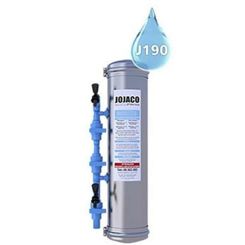 Filtro água aço inox 1000l/h para residências e máquinas de açai - Parcelo no boleto - Foto 2
