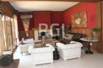 Casa de condomínio à venda com 5 dormitórios em Belém novo, Porto alegre cod:FE3243 - Foto 8