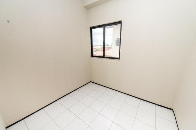 Apartamento 3 quartos na Maraponga - piscina, salão de festas, playground - Foto 17