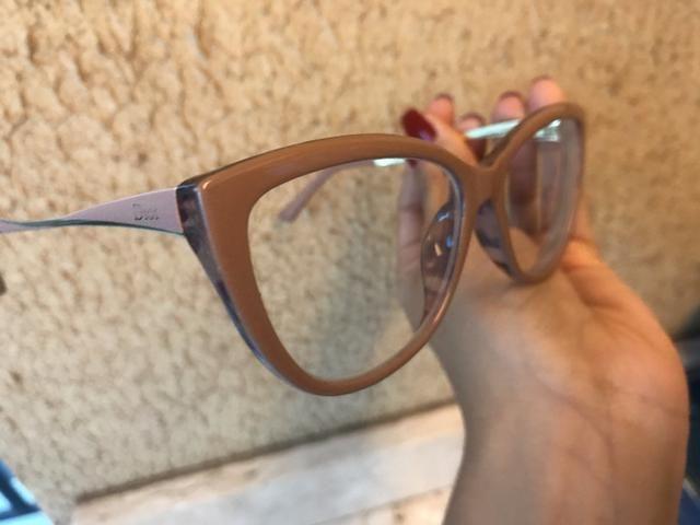 4654ef172 Armação de óculos de grau - Bijouterias, relógios e acessórios ...