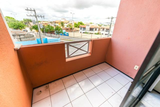 Apartamento 3 quartos na Maraponga - piscina, salão de festas, playground - Foto 11