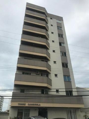 (bm) Apto de 3 dorm, 1 suíte/Torre Cambirela/ Barreiros, São José