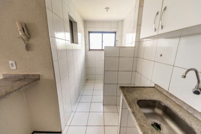 Apartamento 3 quartos na Maraponga - piscina, salão de festas, playground - Foto 7
