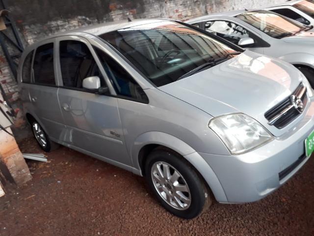 Gm - Chevrolet Meriva maxx
