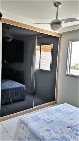 Ótimo Apartamento 3 Quartos com Suíte no Condomínio Buganville em Morada de Laranjeiras - Foto 12
