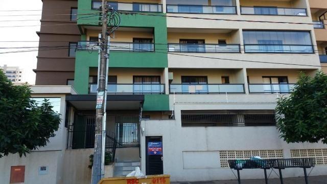 Apartamento com 1 dormitório para alugar, 34 m² por r$ 900/mês - jardim nova aliança - rib
