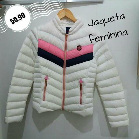 Jaqueta feminina Polo Wear