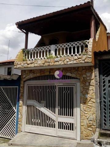 Sobrado com 2 dormitórios à venda, 80 m² por R$ 290.000 - Jardim São Paulo(Zona Leste) - S - Foto 7