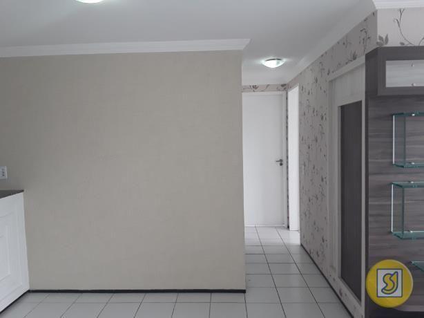 Apartamento para alugar com 2 dormitórios em Alagadiço novo, Fortaleza cod:49627 - Foto 4