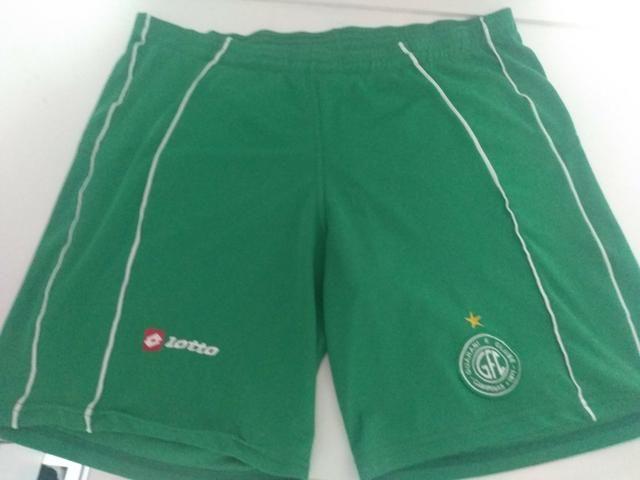 Shorts original Guarani. tamanho g. 60$