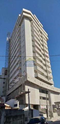Apartamento à venda com 1 dormitórios em Caiçara, Praia grande cod:AB1574