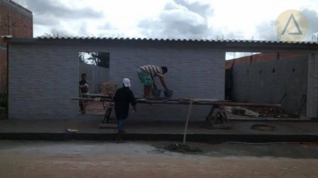 Terreno à venda, 200 m² por r$ 108.000 - lagoa - macaé/rj