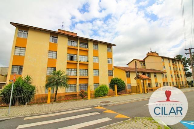 Apartamento à venda com 2 dormitórios em Cidade industrial, Curitiba cod:9352.001 - Foto 2