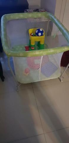 Cercado para Bebe Galzerano semi-novo
