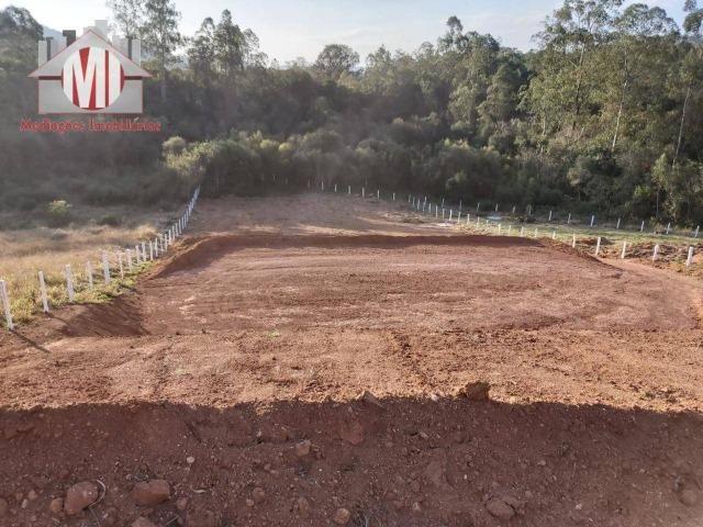 Lindo terreno com escritura, poço semi-artesiano e energia elétrica em Pedra Bela - Foto 13
