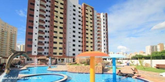 Apartamento 3 quartos para temporada em caldas novas, golden dolphin supreme, 3 dormitório - Foto 10