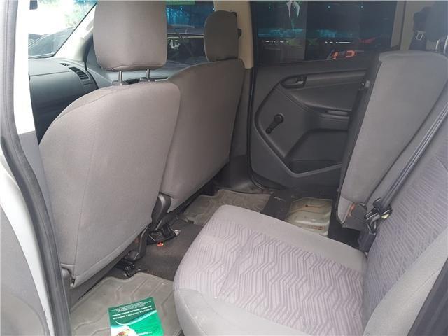 Chevrolet S10 2.8 ls 4x4 cd 16v turbo diesel 4p manual - Foto 8