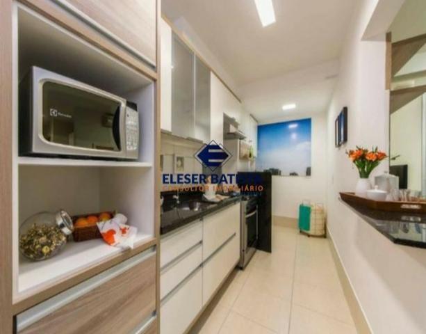 DWC - Apartamento Veredas Buritis 2 Quartos c/ suite Colinas de Laranjeiras - ES - Foto 15