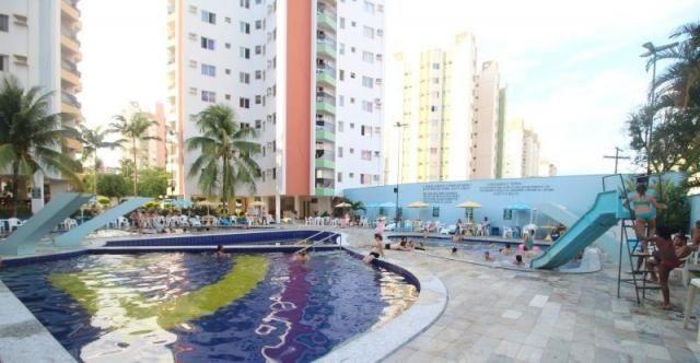 Apartamento 3 quartos para temporada em caldas novas, aguas da fonte, 3 dormitórios, 1 suí - Foto 7