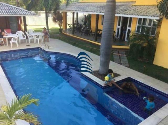 Casa à venda com 5 dormitórios em Stella maris, Salvador cod:NL1169G - Foto 7