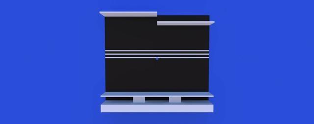 Moveis planejado. tamos na promoção de painel de TV. material alumínio composto - Foto 4