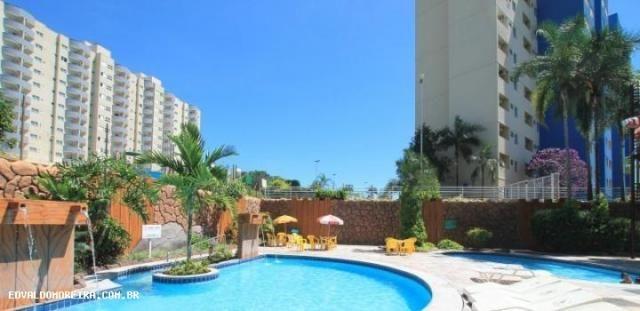 Flat para temporada em caldas novas, golden dolphin grand hotel, 1 dormitório, 1 suíte, 1  - Foto 15