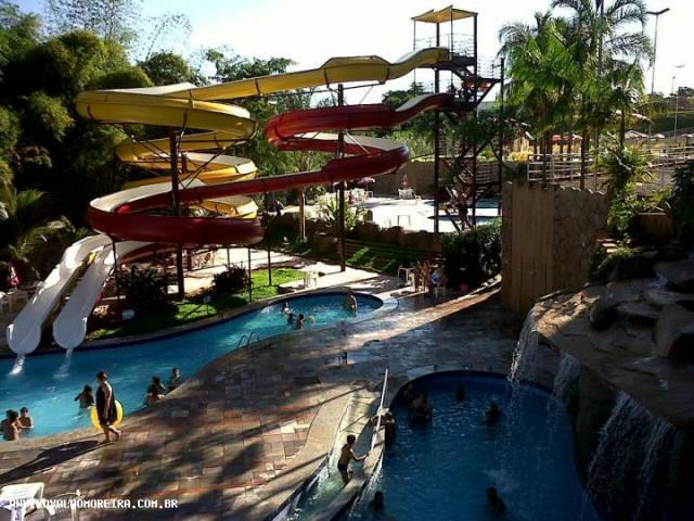 Apartamento 2 quartos para temporada em caldas novas, golden dolphin grand hotel, 2 dormit - Foto 9