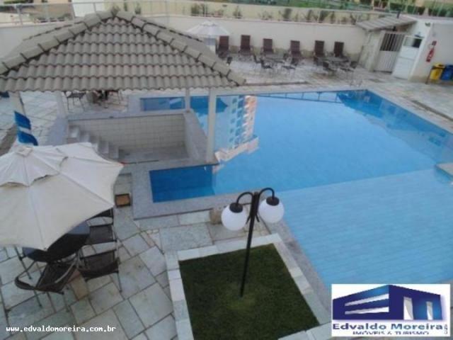 Apartamento 2 quartos para temporada em caldas novas, cezar park, 2 dormitórios, 1 banheir - Foto 5