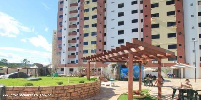 Apartamento 3 quartos para temporada em caldas novas, golden dolphin supreme, 3 dormitório - Foto 8