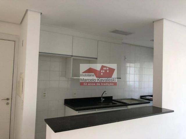 Apartamento novo !!! otimo condominio e boa localização!!! - Foto 3