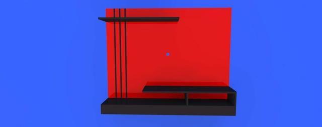 Moveis planejado. tamos na promoção de painel de TV. material alumínio composto - Foto 5