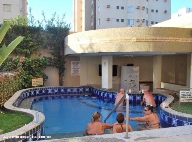Apartamento 2 quartos para temporada em caldas novas, prive das thermas i, 2 dormitórios, - Foto 13