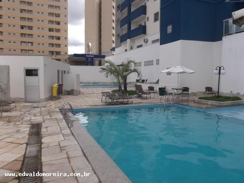 Apartamento 2 quartos para temporada em caldas novas, cezar park, 2 dormitórios, 1 banheir - Foto 14