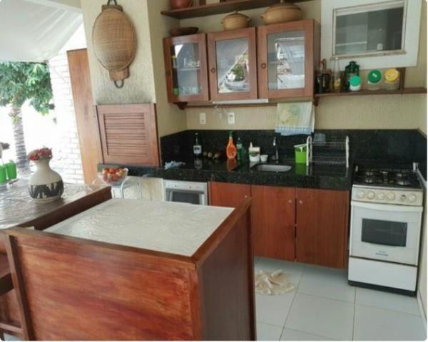 Casa à venda com 5 dormitórios em Barra de jacuípe, Camaçari cod:210