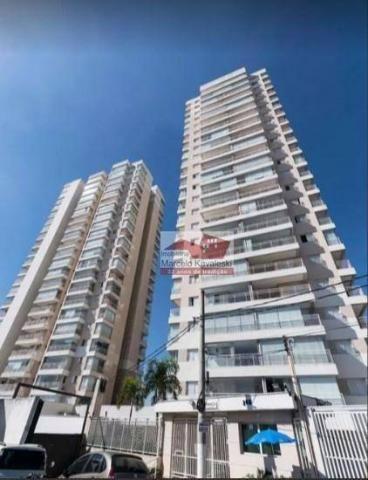Apartamento residencial para locação, Vila Dom Pedro I, São Paulo. - Foto 16