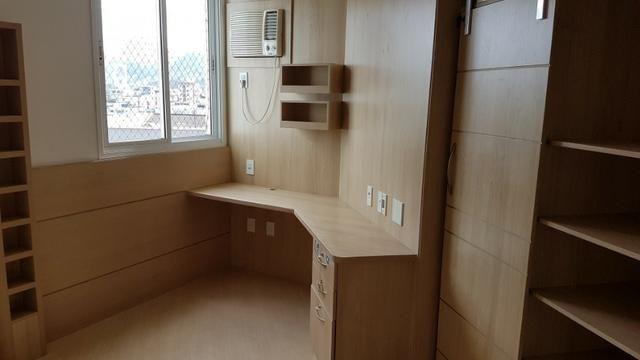 Vendo ou Troco Lindo Apartamento em Campo Grande Montado e Decorado - Foto 16