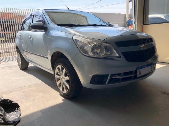 GM-Chevrolet Agile 1.4 LT 8v