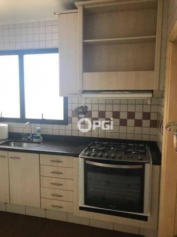 Cobertura com 5 dormitórios para alugar, 371 m² por r$ 5.000/mês - vila seixas - ribeirão  - Foto 4