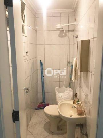 Apartamento com 3 dormitórios para alugar, 155 m² por r$ 1.200/mês - centro - ribeirão pre - Foto 16
