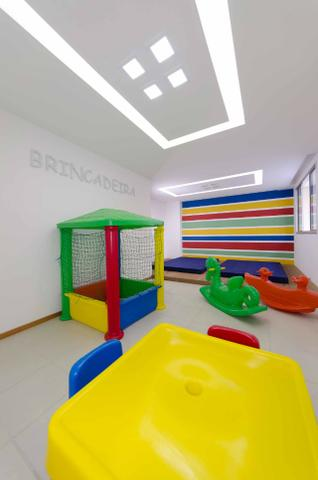2 quartos c/ suíte montado e decorado - Colinas de Laranjeiras - Foto 4
