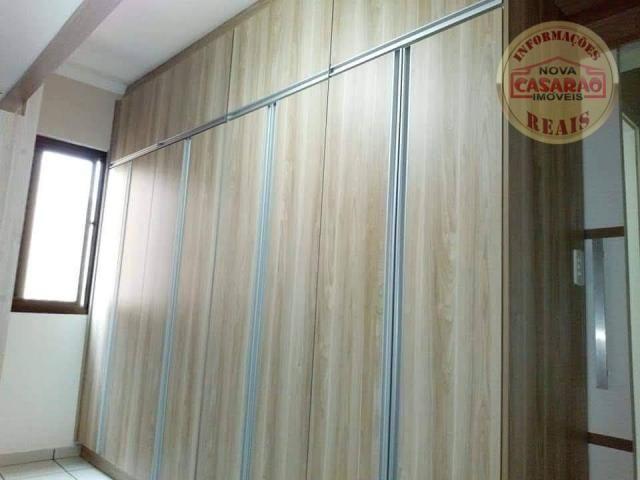 Apartamento com 2 dormitórios à venda, 89 m² por R$ 285.000 - Vila Tupi - Praia Grande/SP - Foto 15