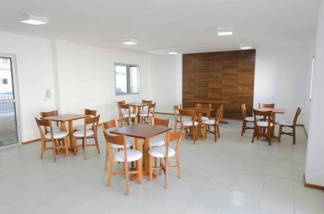 2 quartos c/ suíte montado e decorado - Colinas de Laranjeiras - Foto 3