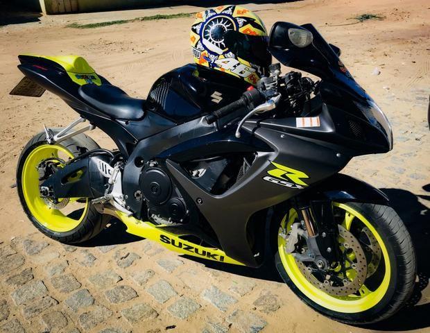SUZUKI GSX-R 750cc 2008 (SRAD) - Foto 3